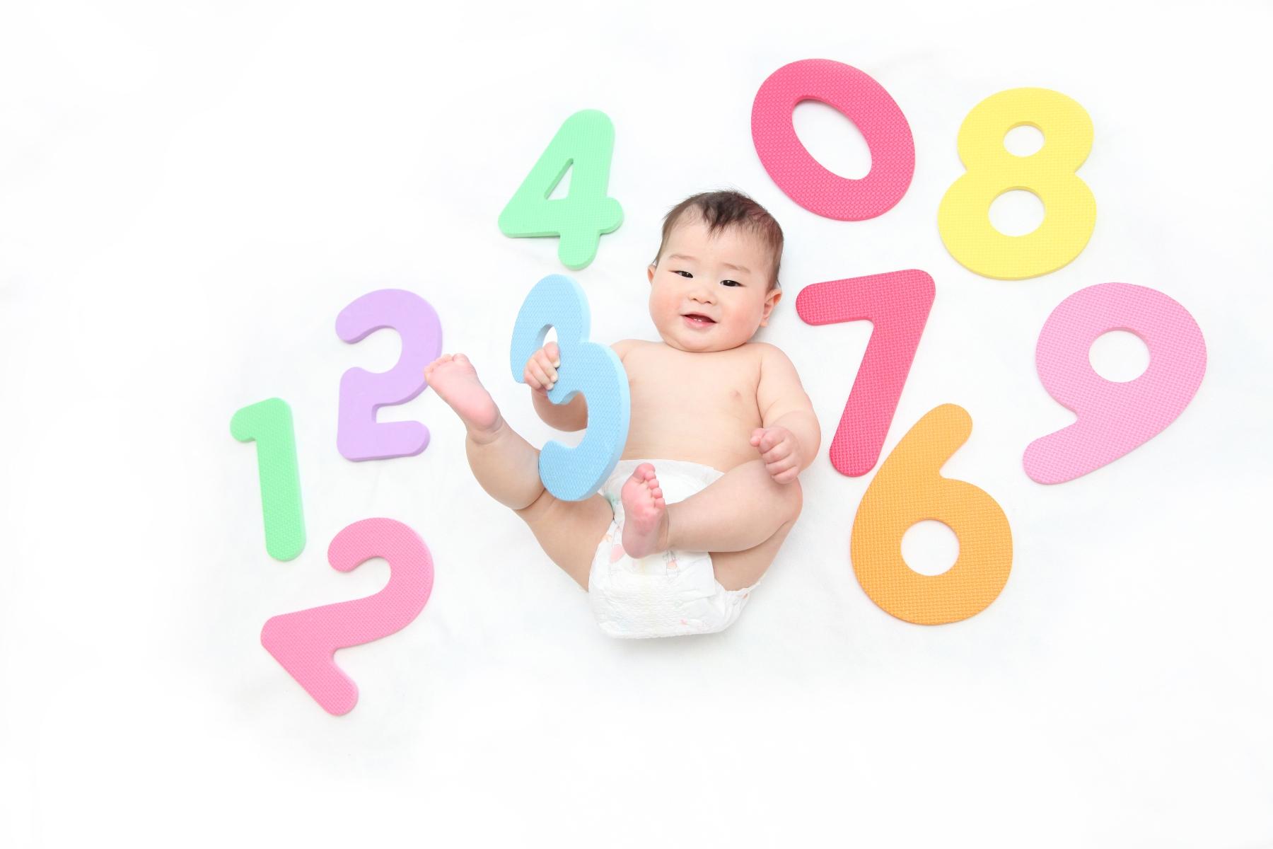 【1歳・2歳】家庭で簡単にできる、初めての数の勉強! ~幼児期に子供が数を好きになる教え方~