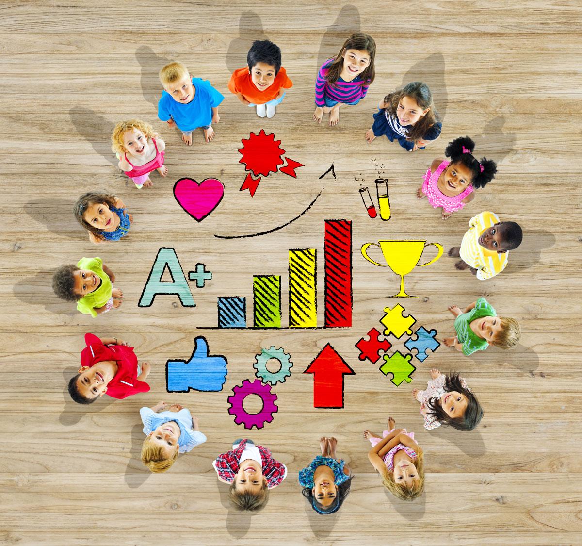 【3歳・4歳】数や文字だけじゃない!小学校入学前に身につけておくべき、幼児の10の基礎概念(色・形・空間認識・お金の数え方など)を家庭で簡単に教える方法