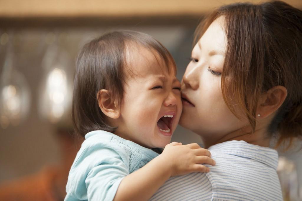 すべてのママさんが嘆く夜泣き問題