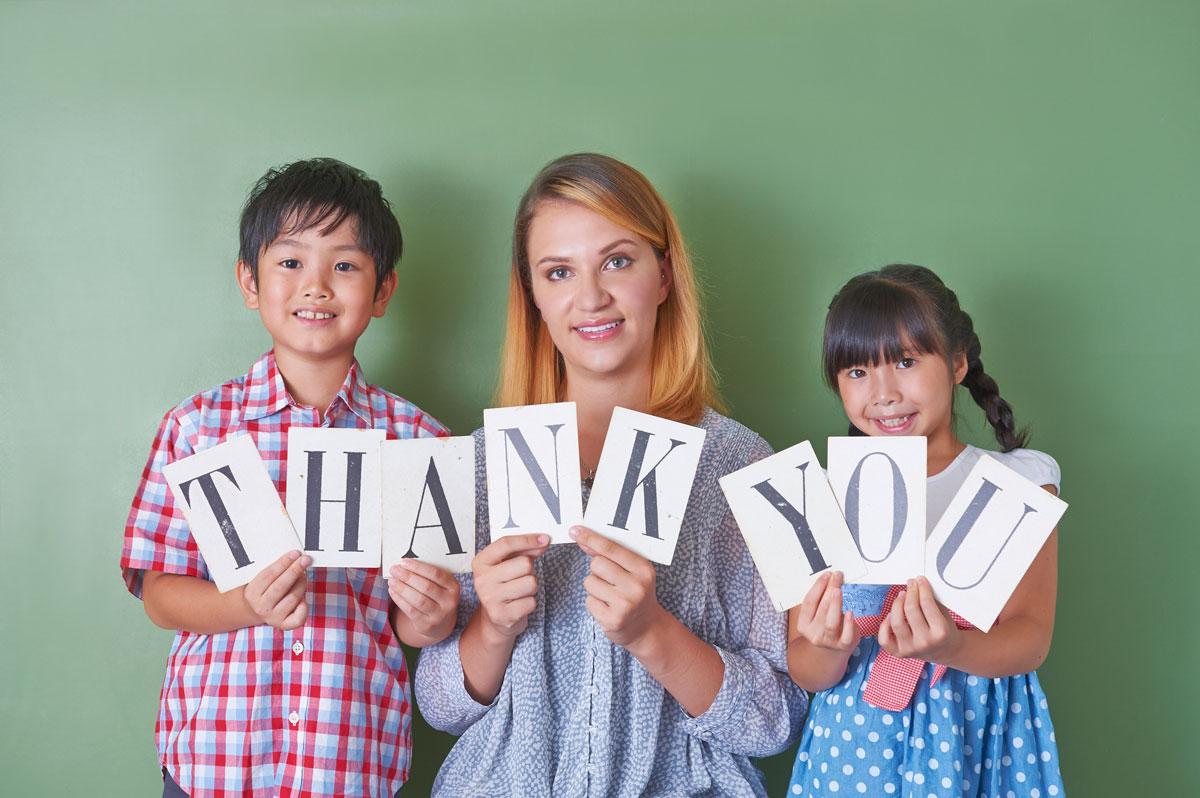 幼児期からできる英語教育!ご家庭で簡単にできる身近なフレーズから覚える英会話レッスン!【ありがとう編】