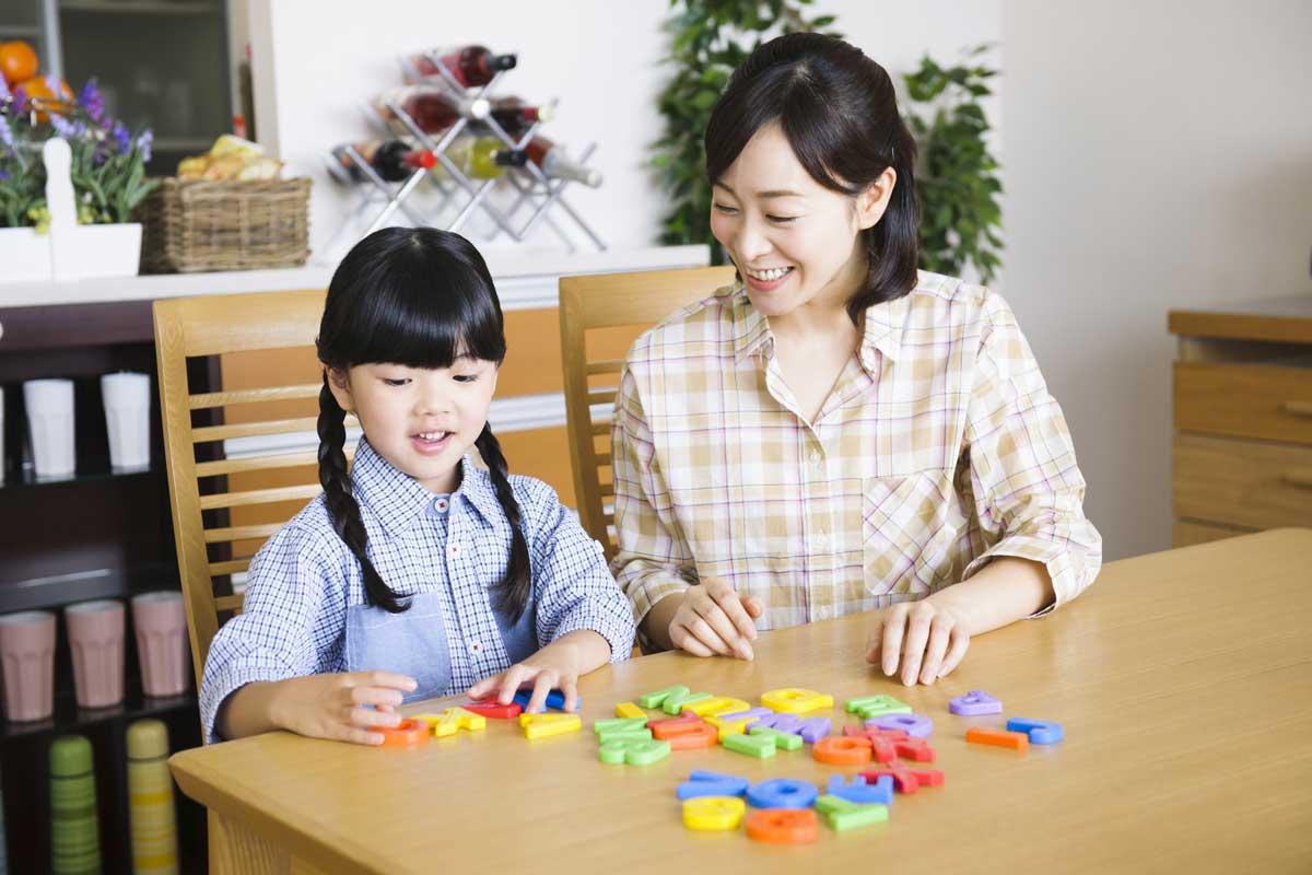 幼児期からできる英語教育!ご家庭で簡単にできる身近なフレーズから覚える英会話レッスン!【数字編】