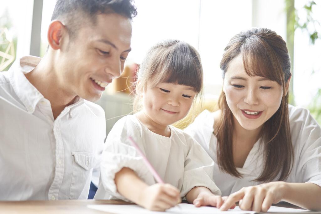 3歳代のお子さんが記憶力を身につける方法